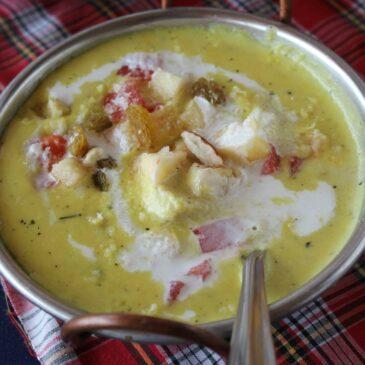 Äta i Goa